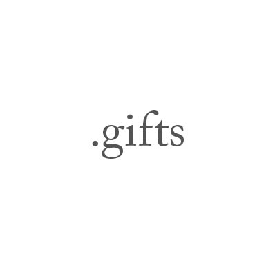 Top-Level-Domain .gifts