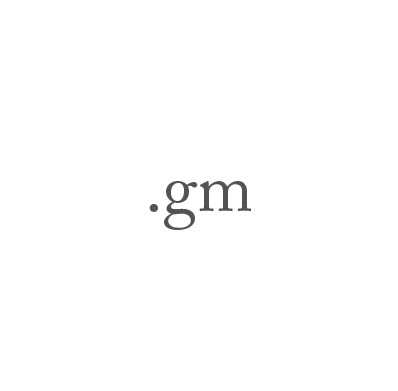 Top-Level-Domain .gm