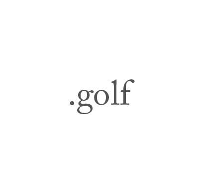 Top-Level-Domain .golf