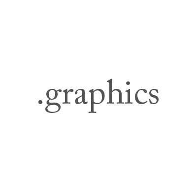 Top-Level-Domain .graphics