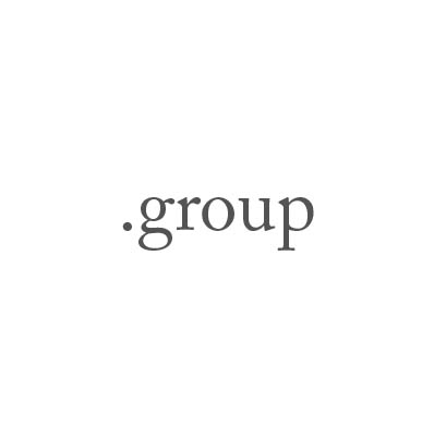 Top-Level-Domain .group