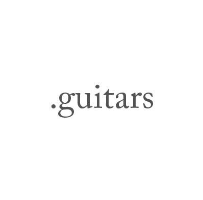 Top-Level-Domain .guitars