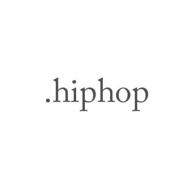 Top-Level-Domain .hiphop