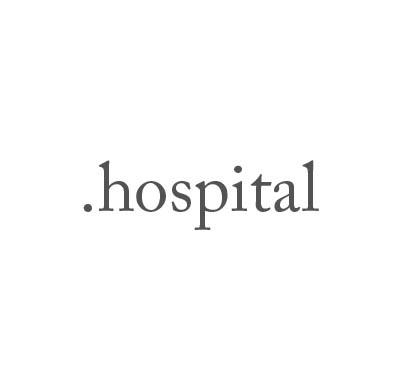 Top-Level-Domain .hospital