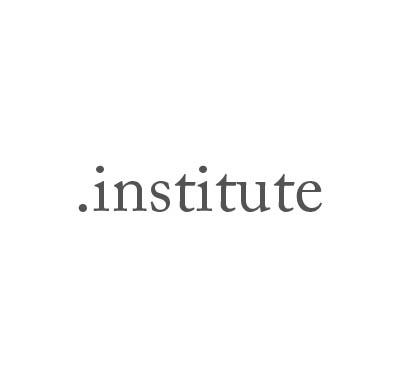 Top-Level-Domain .institute