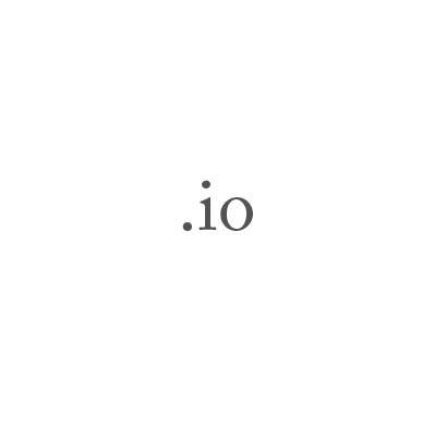 Top-Level-Domain .io