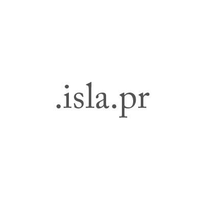 Top-Level-Domain .isla.pr