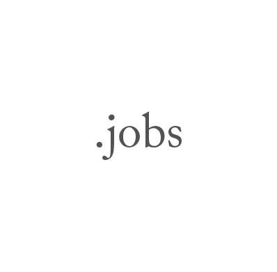 Top-Level-Domain .jobs