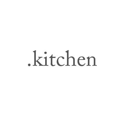 Top-Level-Domain .kitchen
