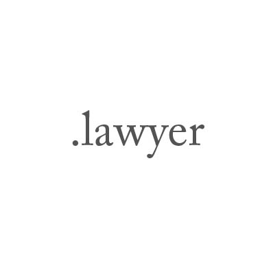 Top-Level-Domain .lawyer