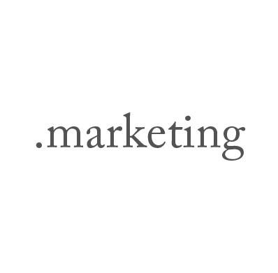 Top-Level-Domain .marketing