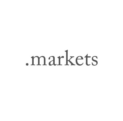 Top-Level-Domain .markets