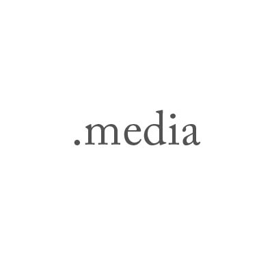 Top-Level-Domain .media