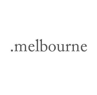 Top-Level-Domain .melbourne