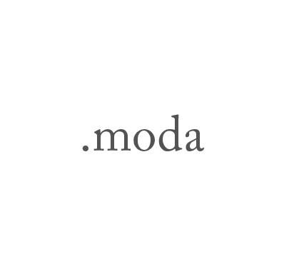 Top-Level-Domain .moda