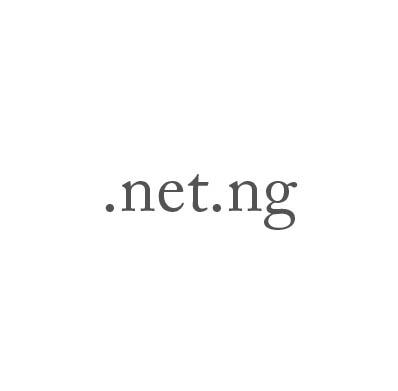 Top-Level-Domain .net.ng