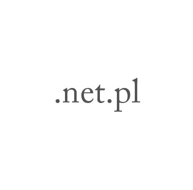 Top-Level-Domain .net.pl