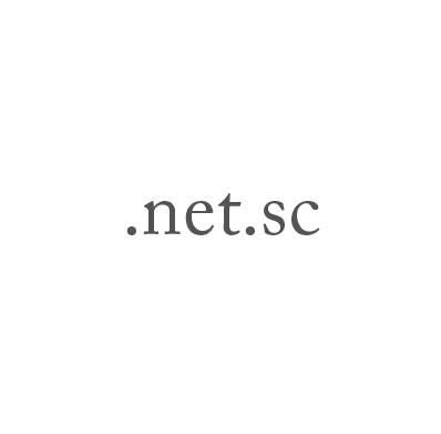 Top-Level-Domain .net.sc