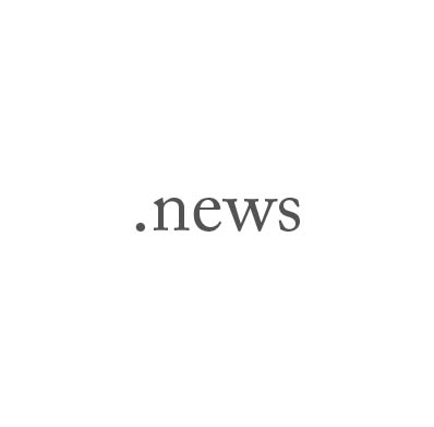 Top-Level-Domain .news