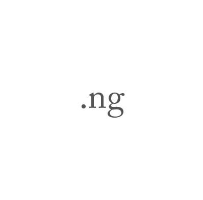 Top-Level-Domain .ng