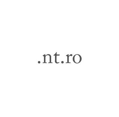 Top-Level-Domain .nt.ro