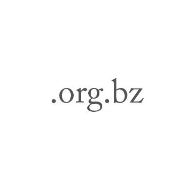 Top-Level-Domain .org.au