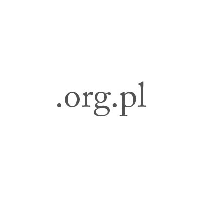Top-Level-Domain .org.pl
