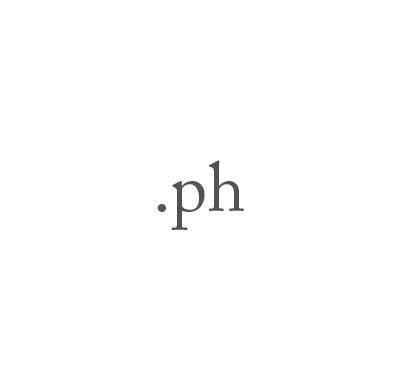 Top-Level-Domain .ph