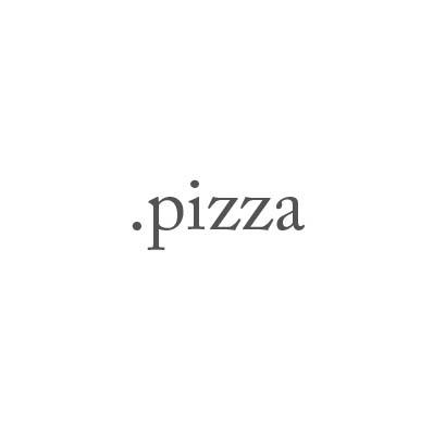 Top-Level-Domain .pizza