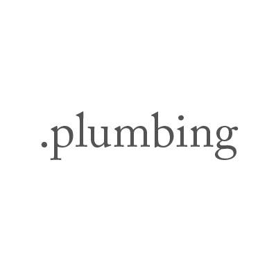 Top-Level-Domain .plumbing