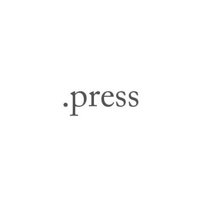 Top-Level-Domain .press