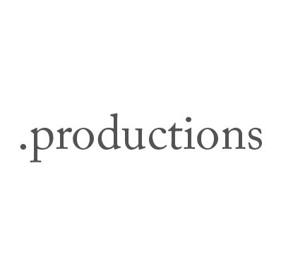 Top-Level-Domain .productions