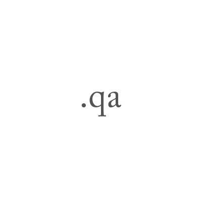 Top-Level-Domain .qa