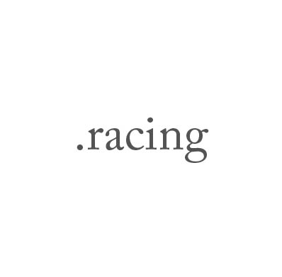 Top-Level-Domain .racing