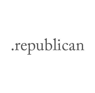 Top-Level-Domain .republican