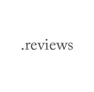 Top-Level-Domain .reviews