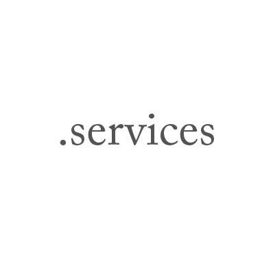 Top-Level-Domain .services
