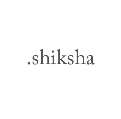 Top-Level-Domain .shiksha