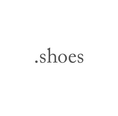 Top-Level-Domain .shoes