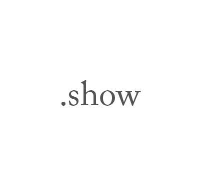 Top-Level-Domain .show