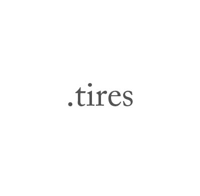 Top-Level-Domain .tires