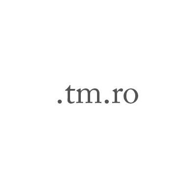 Top-Level-Domain .tm.ro