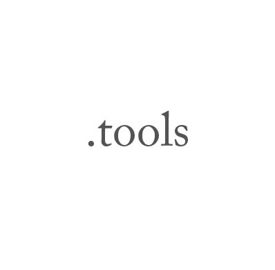 Top-Level-Domain .tools