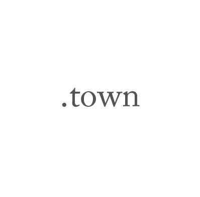 Top-Level-Domain .town