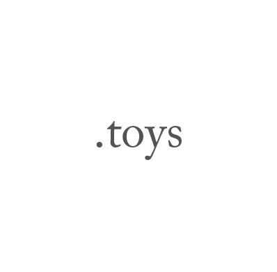 Top-Level-Domain .toys