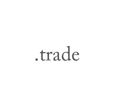 Top-Level-Domain .trade