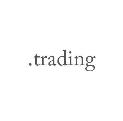 Top-Level-Domain .trading