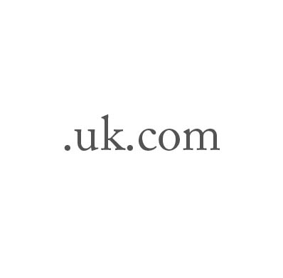 Top-Level-Domain .uk