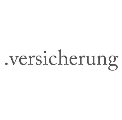 Top-Level-Domain .versicherung