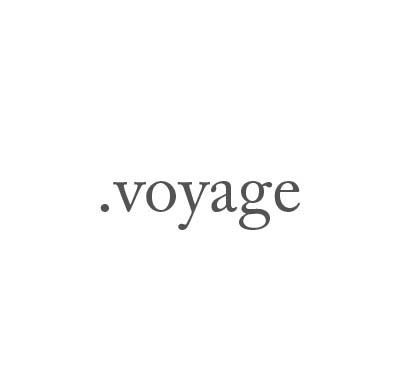 Top-Level-Domain .voyage